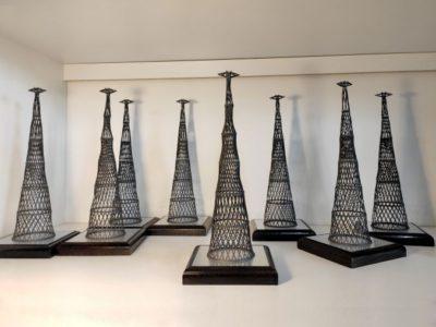 10 Макетов башен
