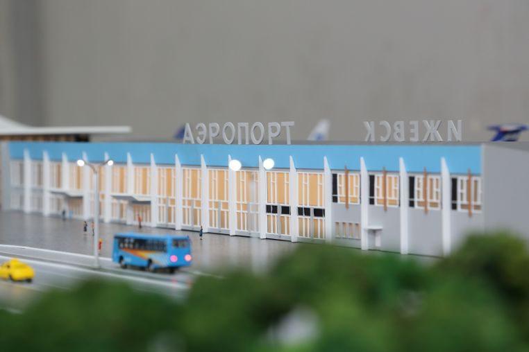 Макет Аэропорта г. Ижевск